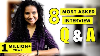 Download 8 Most-Asked Interview Questions & Answers (for Freshers & Experienced Professionals) Video