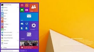 Download How to bring back the Start Menu in Windows 8.1 / Windows 8 Video
