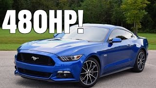 Download 2017 Ford Mustang GT w/ Roush Bolt-Ons Driving Review - 480HP Video