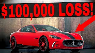 Download 5 Sports Cars That LOST The MOST Value Video
