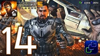 Download Modern Combat 5 Blackout Android Walkthrough - Part 14 - Final Boss and Ending Video
