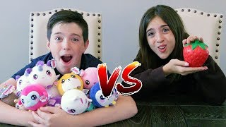 Download FURRY SQUISHY vs SQUISHY CHALLENGE!! Video