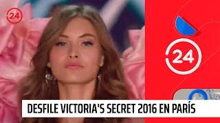 Download Desfile Victoria's Secret 2016 en París, Francia Video