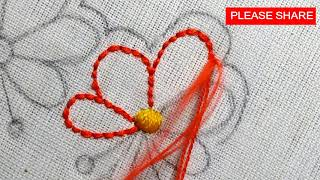 Download Latest Nakshi kantha stitch tutorial-97 PART 3 step by step, নকশী কাঁথা সেলাই, नक्षी कन्था सिलाई Video