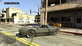 Download Grand Theft Auto V (GTA 5) Gameplay Walkthrough Part 3 Repossession XBOX 360 PS3 PS4 [ Full HD ] Video