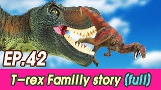 Download [EN] Full story. Hungry T-rex familly + bonus cut (kids education, collecta figure [cocostoy] Video