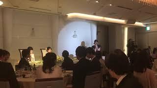 """Download 歌がうますぎる女子高生""""鈴木瑛美子が、友人の結婚式にきた、そして、、、サプライズが! Video"""