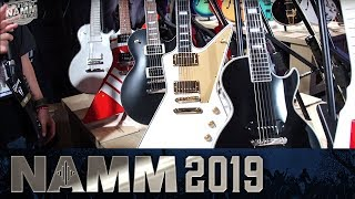 Download Epiphone, Kramer & Some Funky Headless Guitars from Steinberger! - NAMM 2019 Video