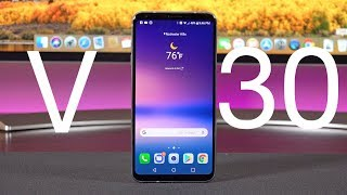 Download LG V30: Detailed Overview Video