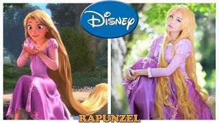 Download 100 Disney Characters in Real Life Video
