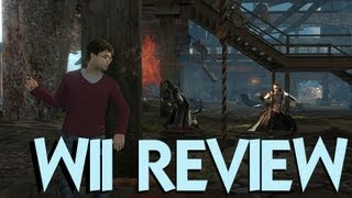Download Harry Potter and the Deathly Hallows: Part 1 (Wii Review) Video