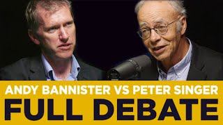 Download Andy Bannister vs Peter Singer • Do we need God to be good? Video