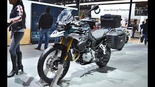 Download Details 2018 BMW F 850 GS price INR 13,70,000 | BMW F 850 GS at 2018 India Auto Expo Video