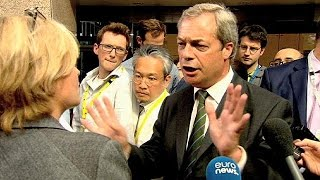 Download The EU is finished after Brexit vote, says UKIP's Farage Video
