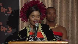 Download HRH Princess Sikhanyiso @Number 43, 24 June 2017 Video