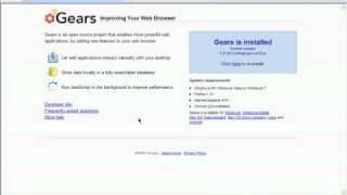 Download Instructivo Google Gears Video