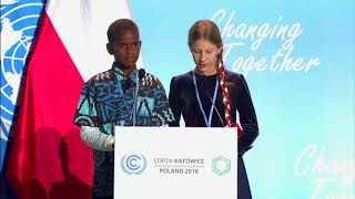 Download Timoci Naulusala and Hanna Wojdowska: Talanoa Call for Action Video