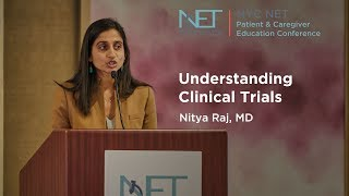 Download Understanding Clinical Trials, Nitya Raj, MD, Memorial Sloan Kettering Cancer Center Video