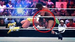 Download 5 BANNED WWE Finishers Video