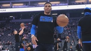 Download RUSSELL WESTBROOK CAME UP TO ME!! Video