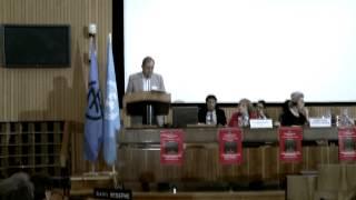 Download Intervention de Jean Bricmont à l'Unesco Video
