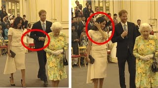 Download Prince Harry refuses to hold Meghan's hand. Body language expert explains Video