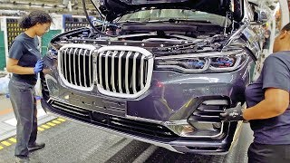 Download BMW X7 – PRODUCTION LINE – German Car Factory in USA Video