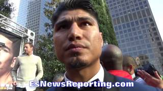 Download MIKEY GARCIA EXPLAINS WHY LOMACHENKO ISN'T READY FOR PACQUIAO; WHY WARD IS NOT p4p #1 JUST YET Video