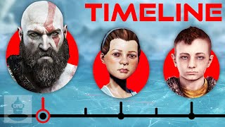 Download The Complete God Of War Timeline - From Ghost of Sparta to World's Best Dad! | The Leaderboard Video