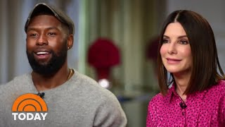 Download Sandra Bullock And Trevante Rhodes On New Movie 'Bird Box' | TODAY Video