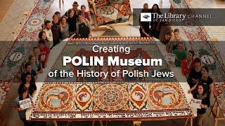 Download Creating POLIN Museum of the History of Polish Jews with Barbara Kirshenblatt-Gimblett Video
