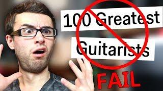 Download WORST 'Top 100 Guitarists List' EVER! Video