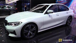 Download 2019 BMW 3-Series 320d Sport Edition - Exterior and Interior Walkaround - 2018 Paris Motor Show Video