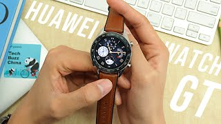 Download Huawei Watch GT Review - Really Want to Keep This for Myself! Video