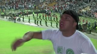 Download Hinchas respondieron con creces al homenaje póstumo a Chapecoense [Noticias] - TeleMedellin Video