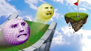 Download RIDICULOUS HOLE IN 1'S! | Golf It! [Ep 6] Video