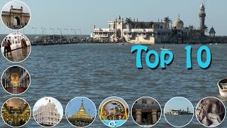 Download Top 10 Tourist Places in mumbai - The city of dreams, Best of Mumbai, India Video