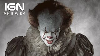 Download It Tracking to Have Biggest Stephen King Movie Opening Ever - IGN News Video