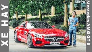 Download Đánh giá siêu xe Mercedes AMG GT S [XEHAY.VN] |4K| Video
