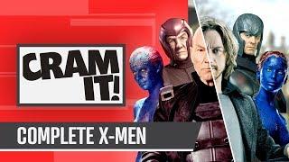 Download The COMPLETE X-Men Recap Before Dark Phoenix | CRAM IT Video
