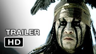 Download The Lone Ranger Official Trailer #2 (2012) - Johnny Depp Movie HD Video