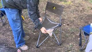 Download Alps Mountaineering Grand Rapids Folding Chair Video