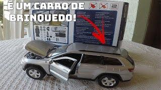 Download MONTEI UM CARRO DE BRINQUEDO QUE É IDÊNTICO A UM DE VERDADE! Video
