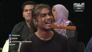 Download Meletop 6.8.19 Siti Nordiana & Khai Bahar Part 1 Video