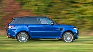 Download 2017 Range Rover Sport SVR - All-Terrain Acceleration Tests Video