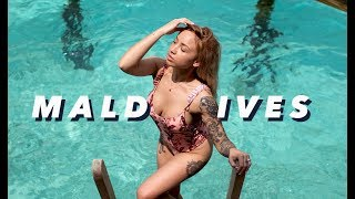 Download THE MALDIVES DIARIES   STAYING IN AN INSANE LUXURY RESORT! Video
