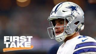 Download First Take debates Cowboys' biggest problem | First Take | ESPN Video