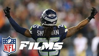Download Get to Know Richard Sherman: The Trash-Talking Cornerback | NFL Films Presents (2013) | NFL Films Video