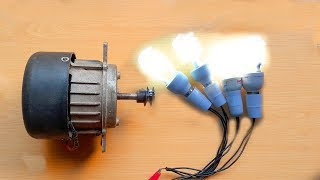 Download How To Make Free Energy Generator 220V From Washing Machine Motor. DIY Free Energy Generator. Video