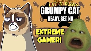 Download Pear is FORCED to Play - GRUMPY CAT: Ready, Set, No Video